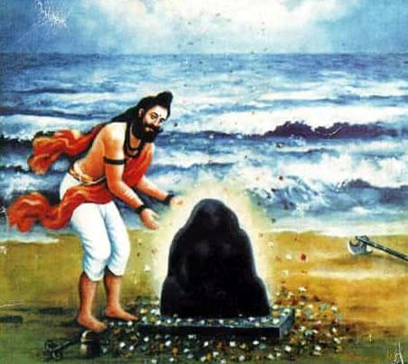 Mangaladevi History Parashurama