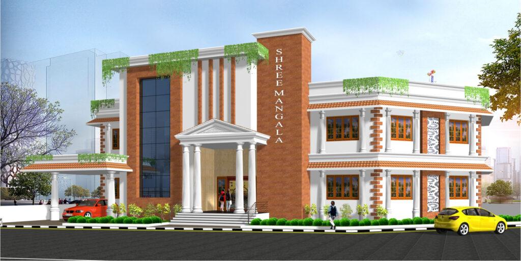Mangaladevi Hall
